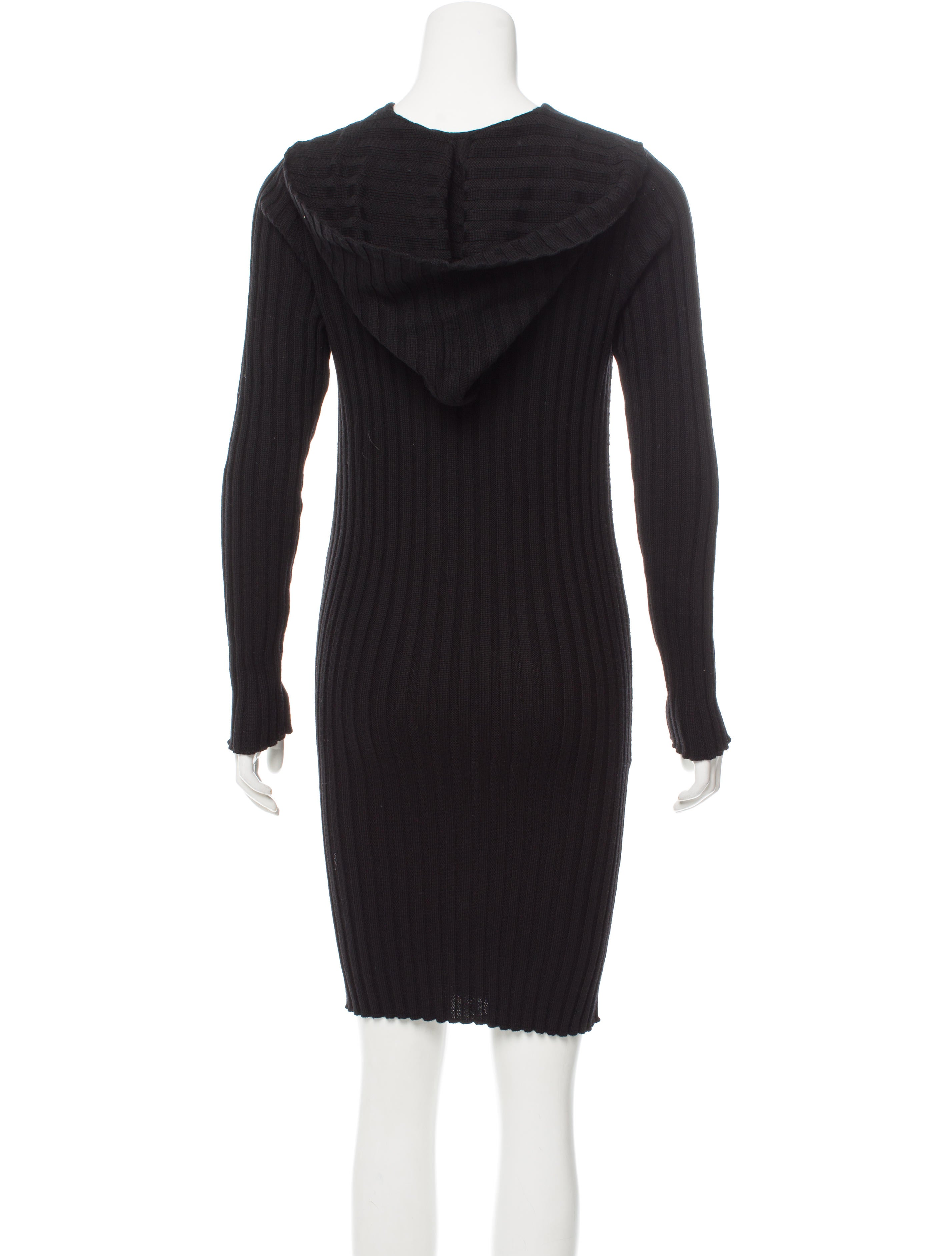 Alexander McQueen Wool Sweater Dress - Clothing - ALE39187 | The RealReal