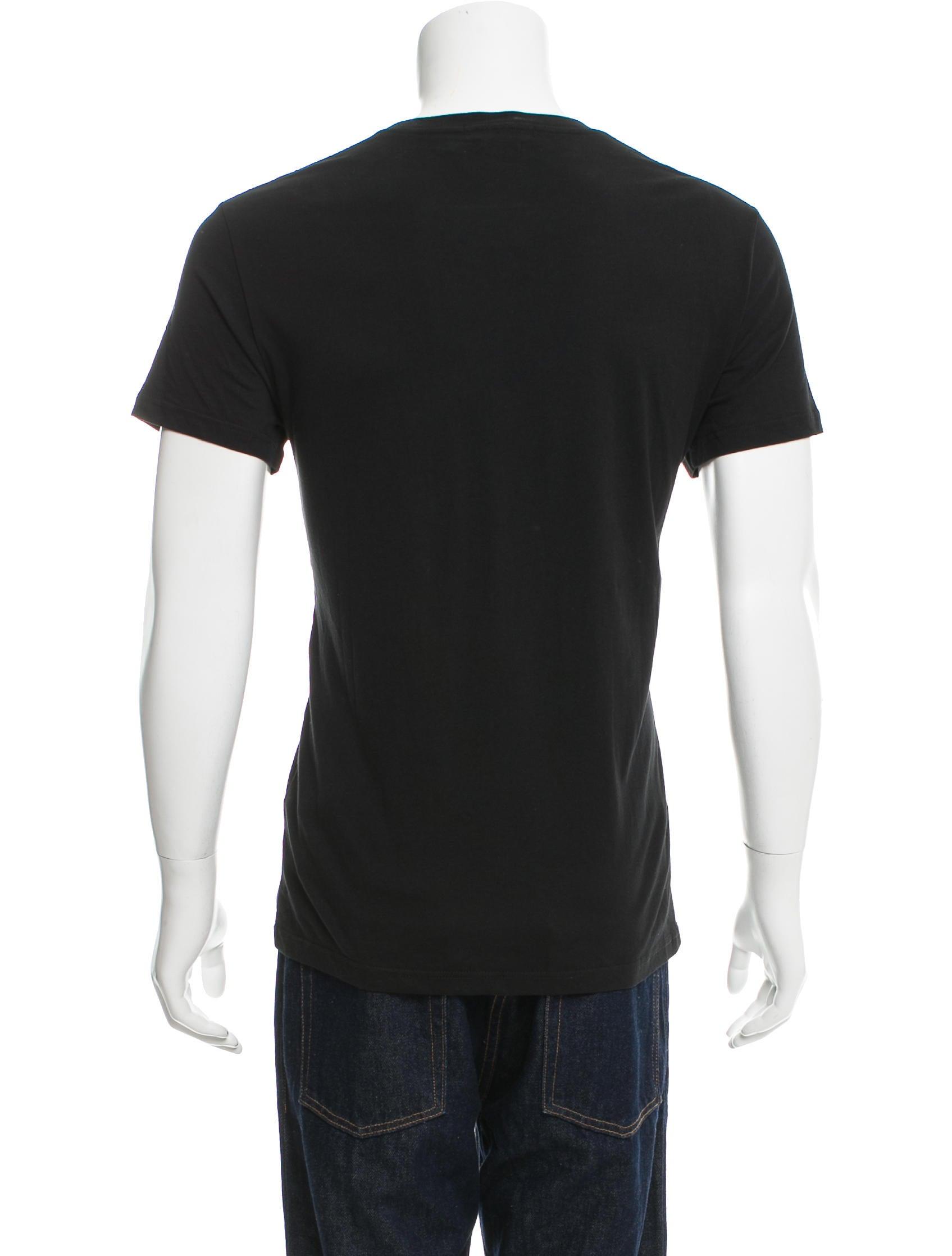 Alexander mcqueen graphic skull t shirt w tags clothing for Alexander mcqueen shirt men