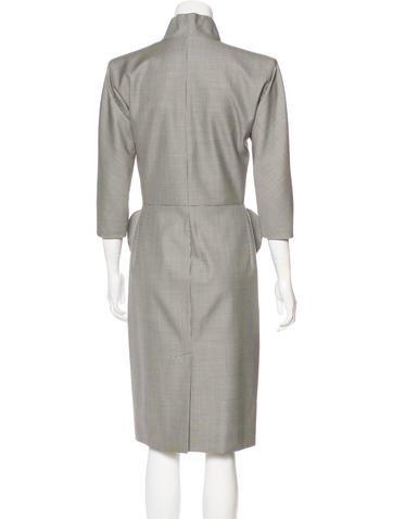 Soho Apparel LTD Houndstooth Dress