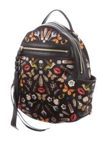 3add5e4bda92f8 Alexander McQueen. Small Obsession Backpack