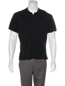 b0692aa2 Alexander McQueen. Embroidered Polo Shirt. Size: XL