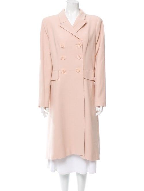 Alexander McQueen Trench Coat Pink