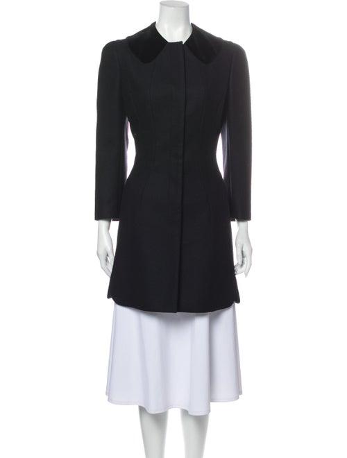 Alexander McQueen Wool Coat w/ Tags Wool