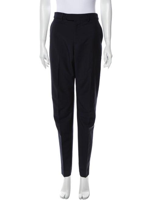 Alexander McQueen Woven Dress Pants