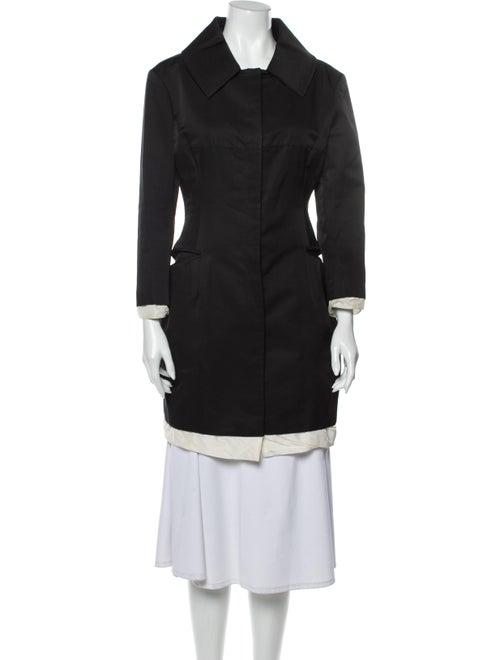 Alexander McQueen Coat Black