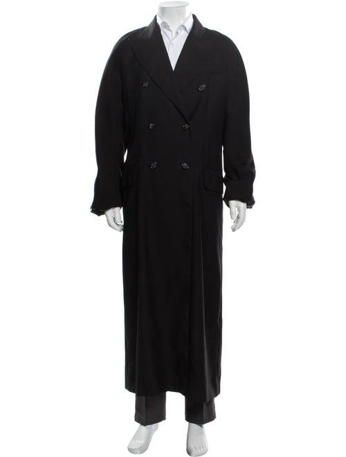 Alexander McQueen 2013 Wool Coat Wool