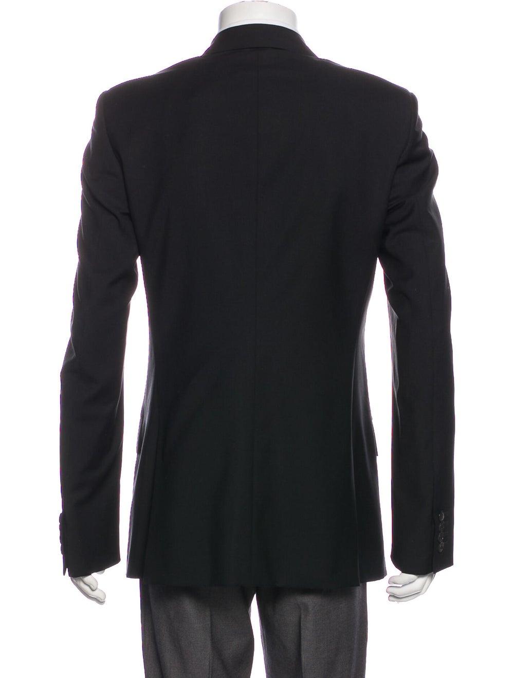 Alexander McQueen Wool Blazer Wool - image 3
