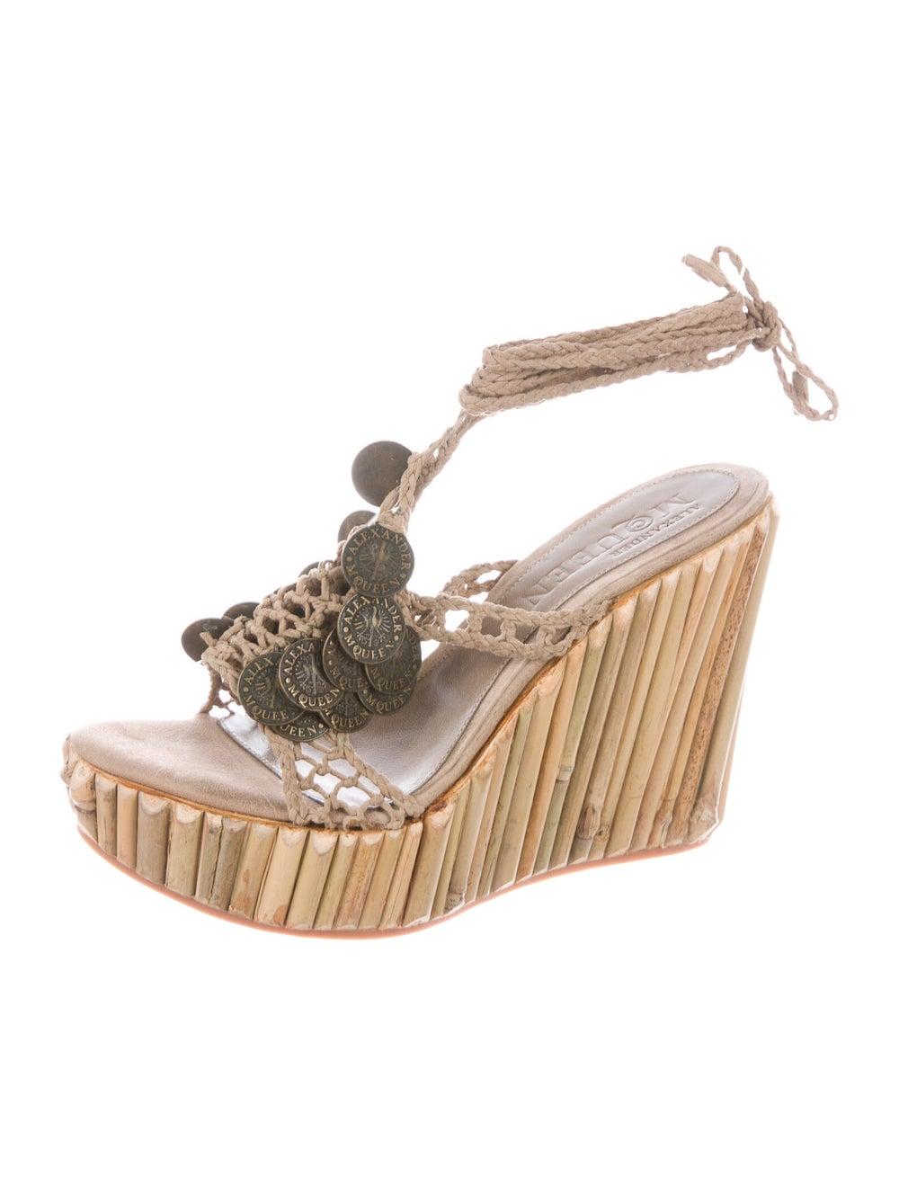 Alexander McQueen Sandals - image 2
