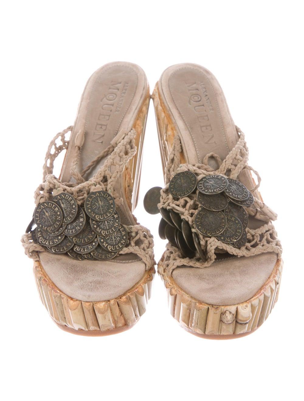 Alexander McQueen Sandals - image 3
