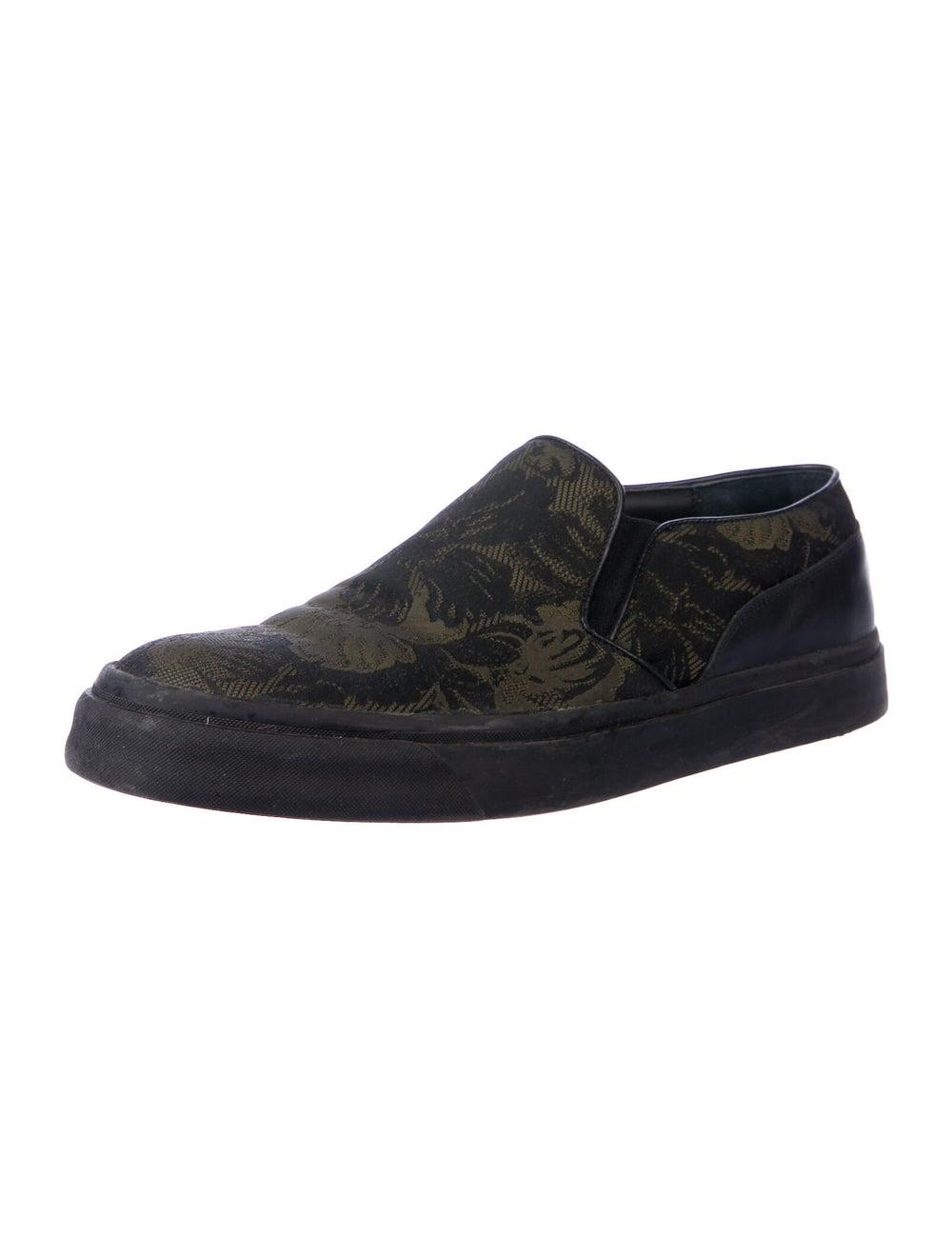 Alexander McQueen Printed Sneakers Black - image 2