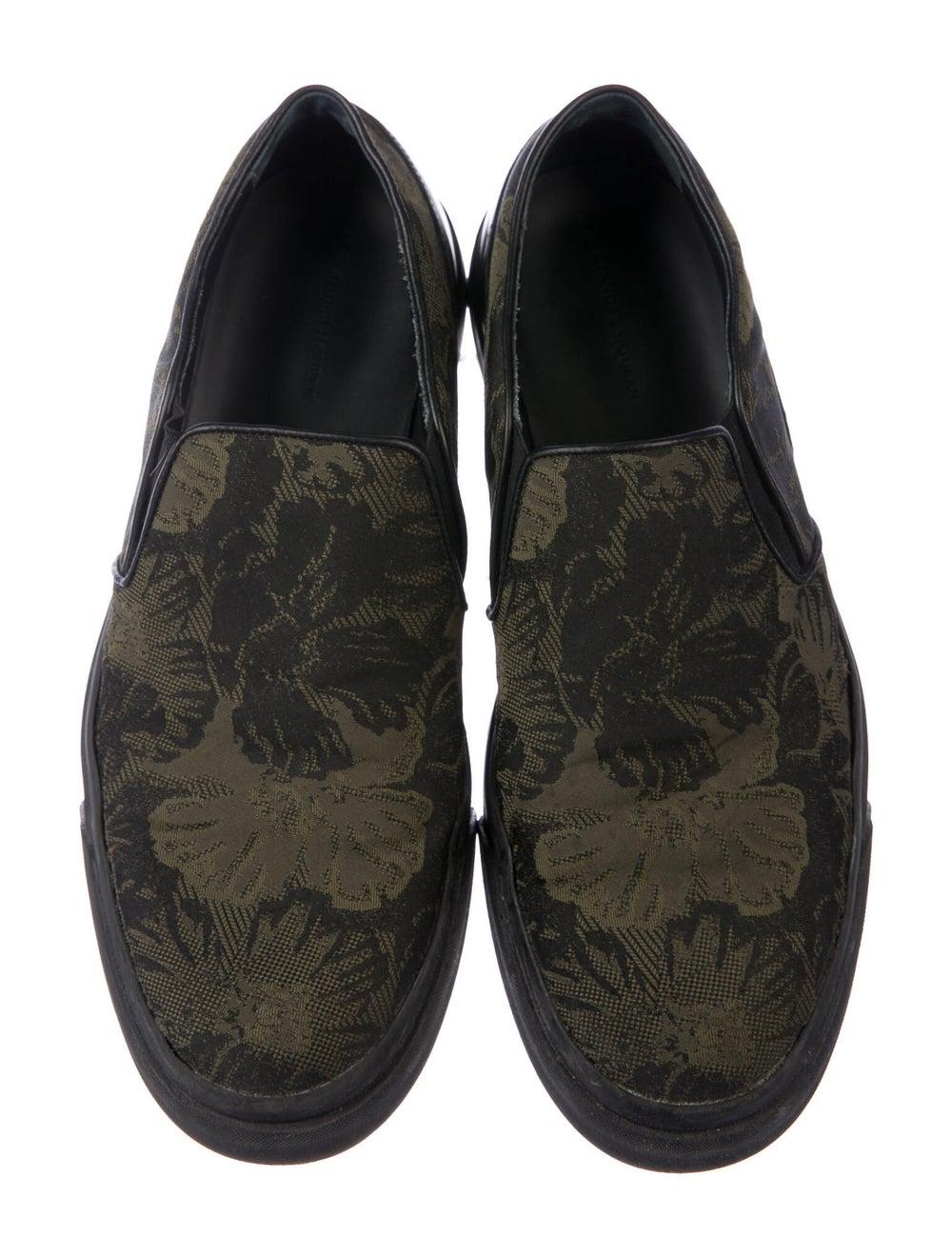 Alexander McQueen Printed Sneakers Black - image 3