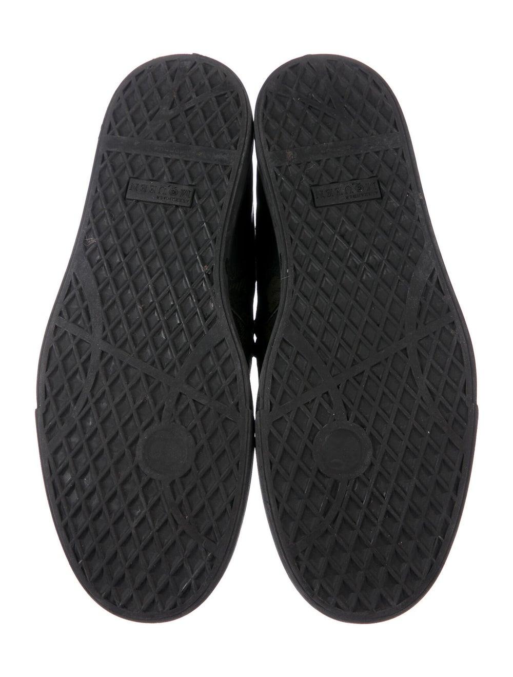 Alexander McQueen Printed Sneakers Black - image 5