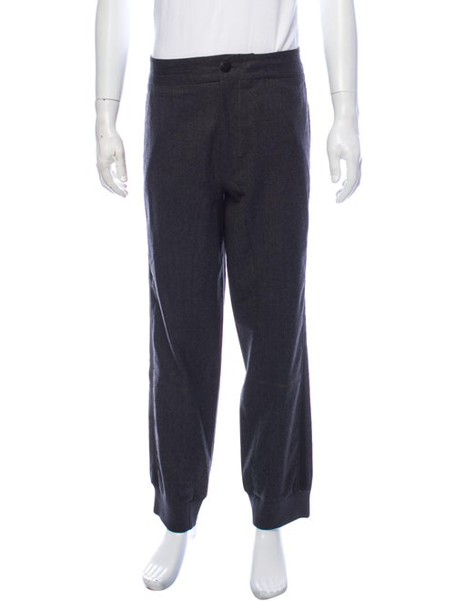 Alexander McQueen Wool Pants Wool