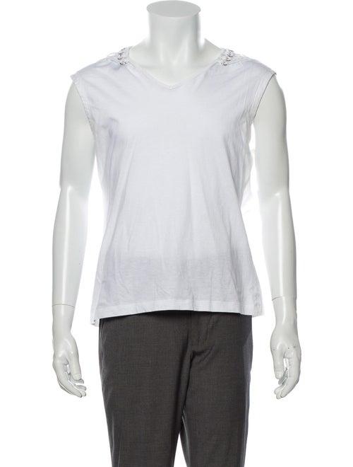 Alexander McQueen Vintage 1990's T-Shirt White