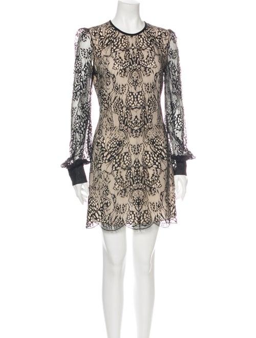 Alexander McQueen Dress Black