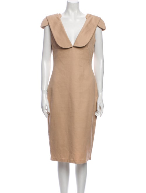 Alexander McQueen Midi Length Dress