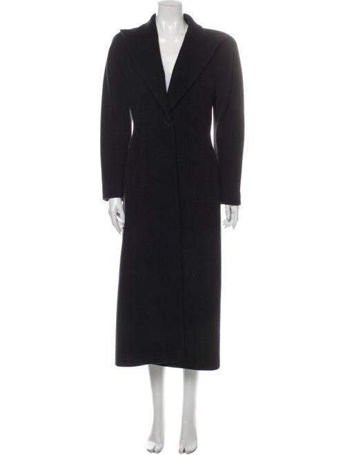 Alexander McQueen Vintage Wool Coat Wool