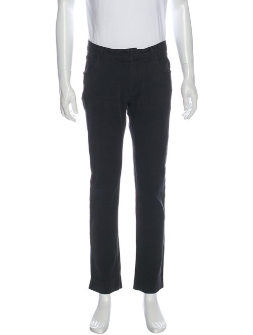 Alexander McQueen Skinny Jeans Black