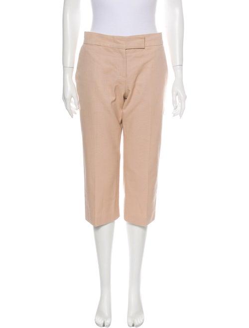 Alexander McQueen Wide Leg Pants Pink