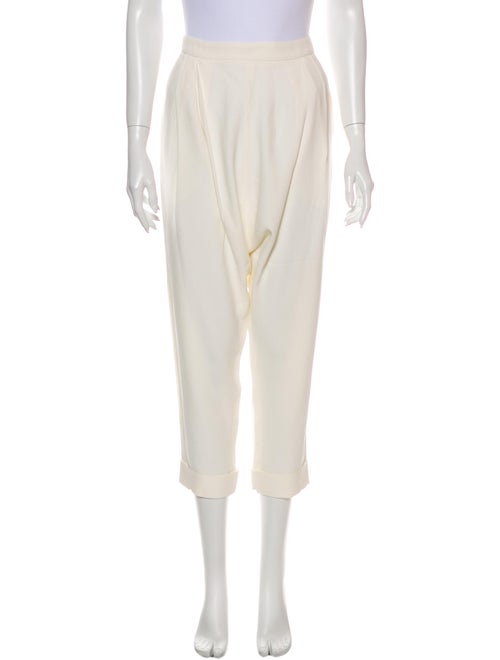 Alexander McQueen 2009 Straight Leg Pants