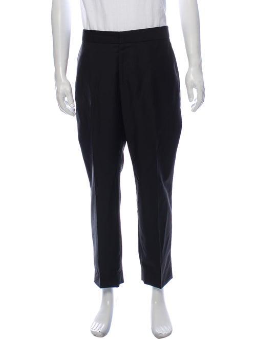 Alexander McQueen Wool Dress Pants Wool