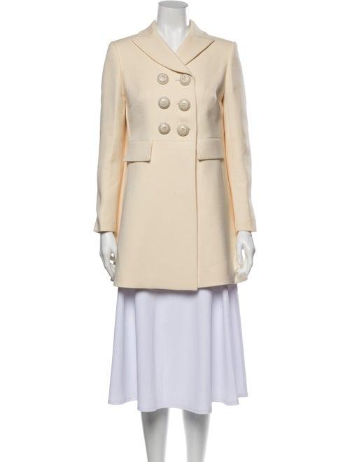 Alexander McQueen 2016 Wool Coat Wool