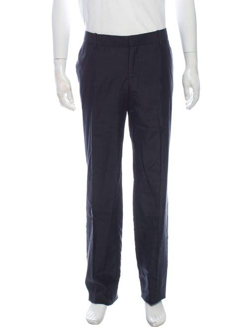 Alexander McQueen 2013 Pants Blue
