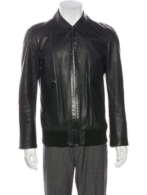 Alexander McQueen Moto Jacket Black