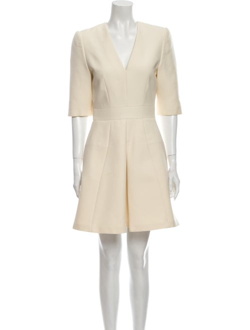 Alexander McQueen 2015 Mini Dress