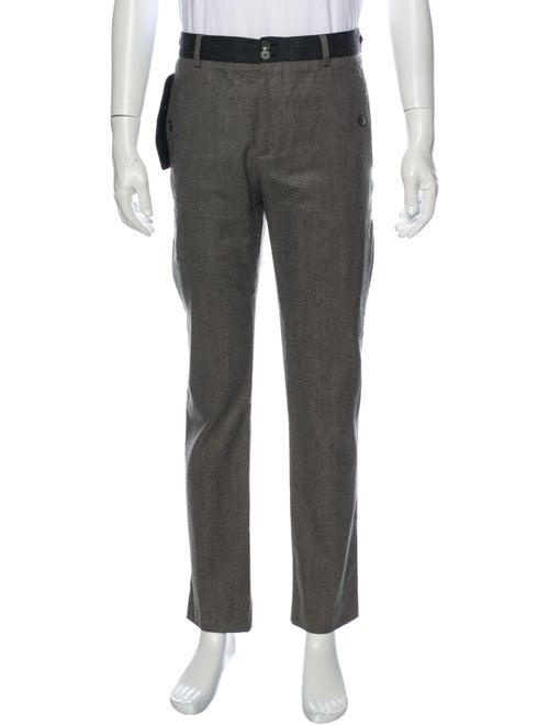 Alexander McQueen 2010 Dress Pants Grey