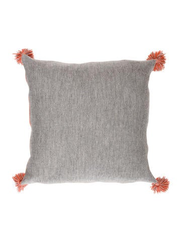 Baby Alpaca Throw Pillow w/ Tags