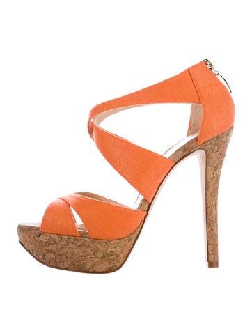 Alexandre Birman Molly Platform Sandals None