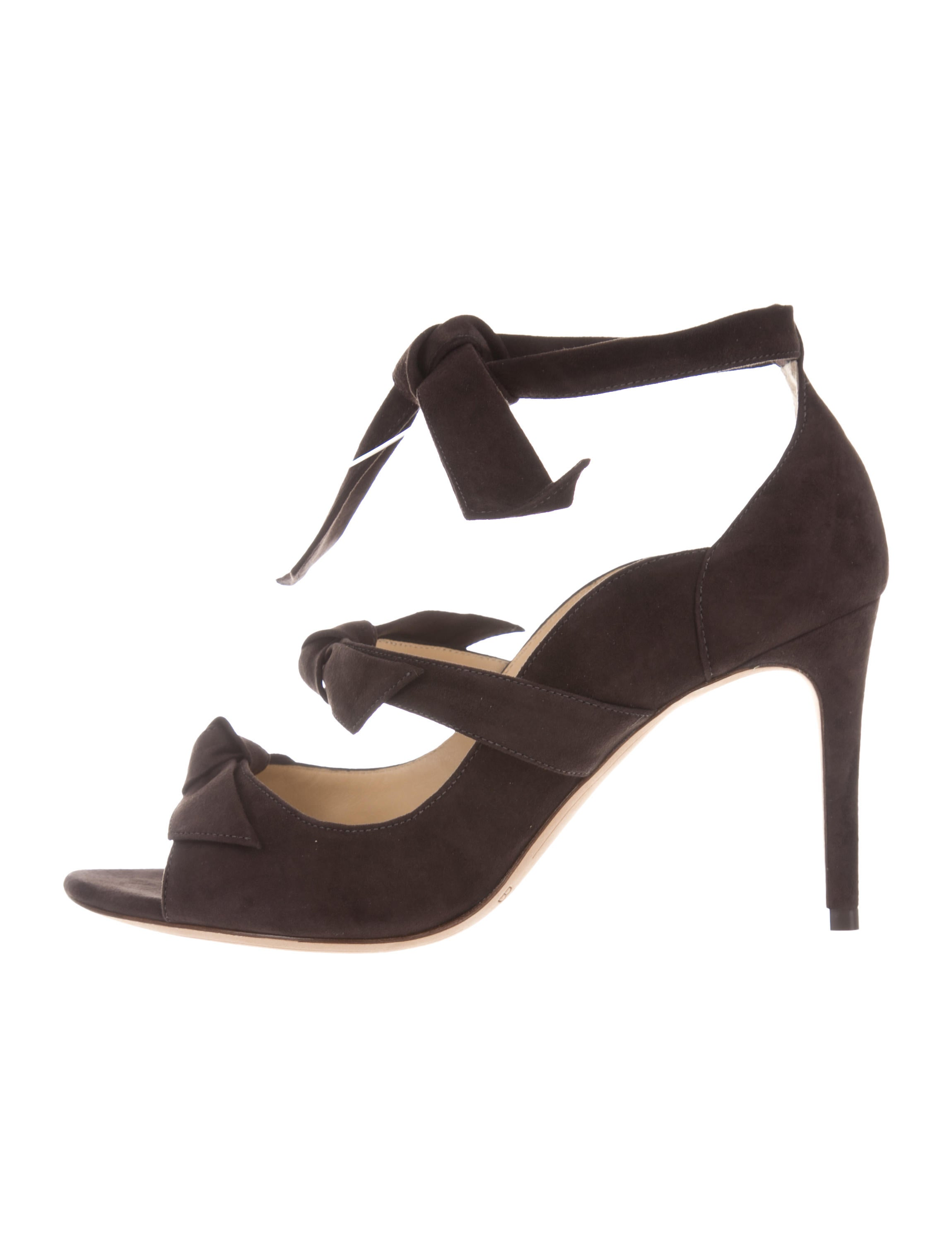 low price fee shipping online Alexandre Birman Charlotte High-Heel Sandals w/ Tags store sale online I1YGuDHsi