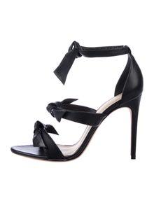 Alexandre Birman Gianna Leather Sandals