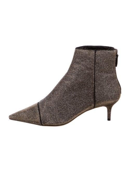 Alexandre Birman Boots Gold