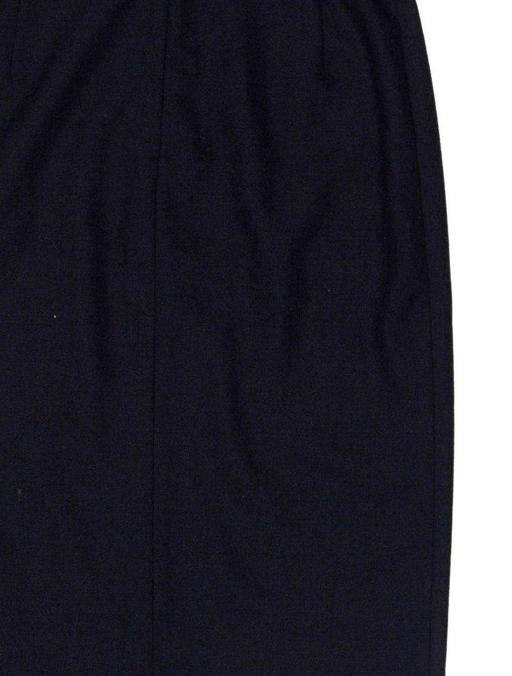 Altuzarra Midi Skirt Navy - image 3