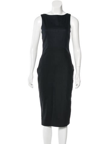 Altuzarra Sleeveless Midi Dress