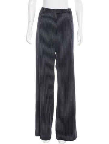 Altuzarra Striped Wide-Leg Pants w/ Tags