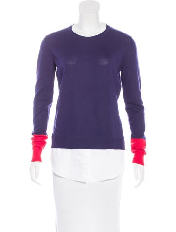 Altuzarra Wool Colorblock Sweater None