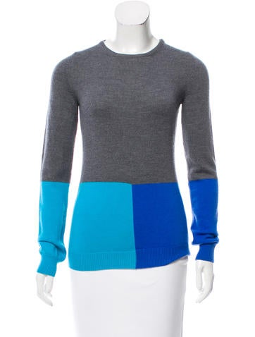 Altuzarra Colorblock Wool Sweater None
