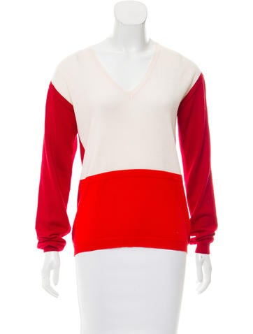 Altuzarra Wool Colorblock Sweater None