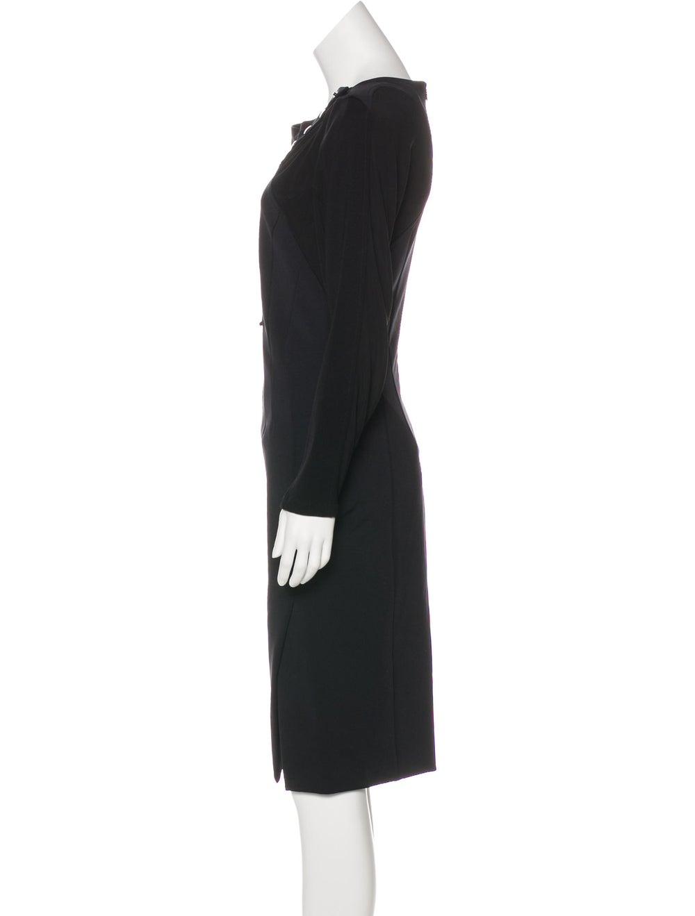 Altuzarra Embellished Midi Dress Black - image 2