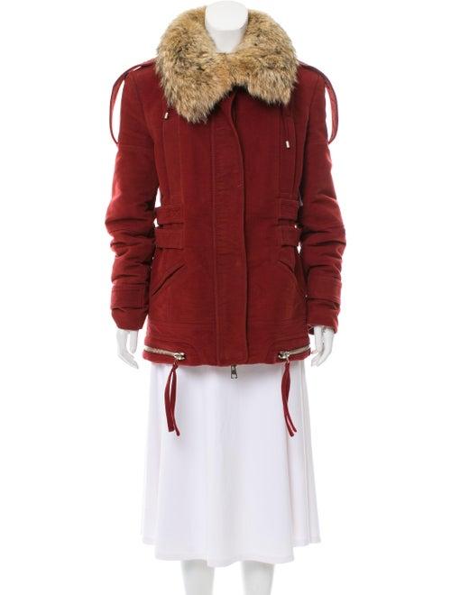 Altuzarra Jacket Red - image 1