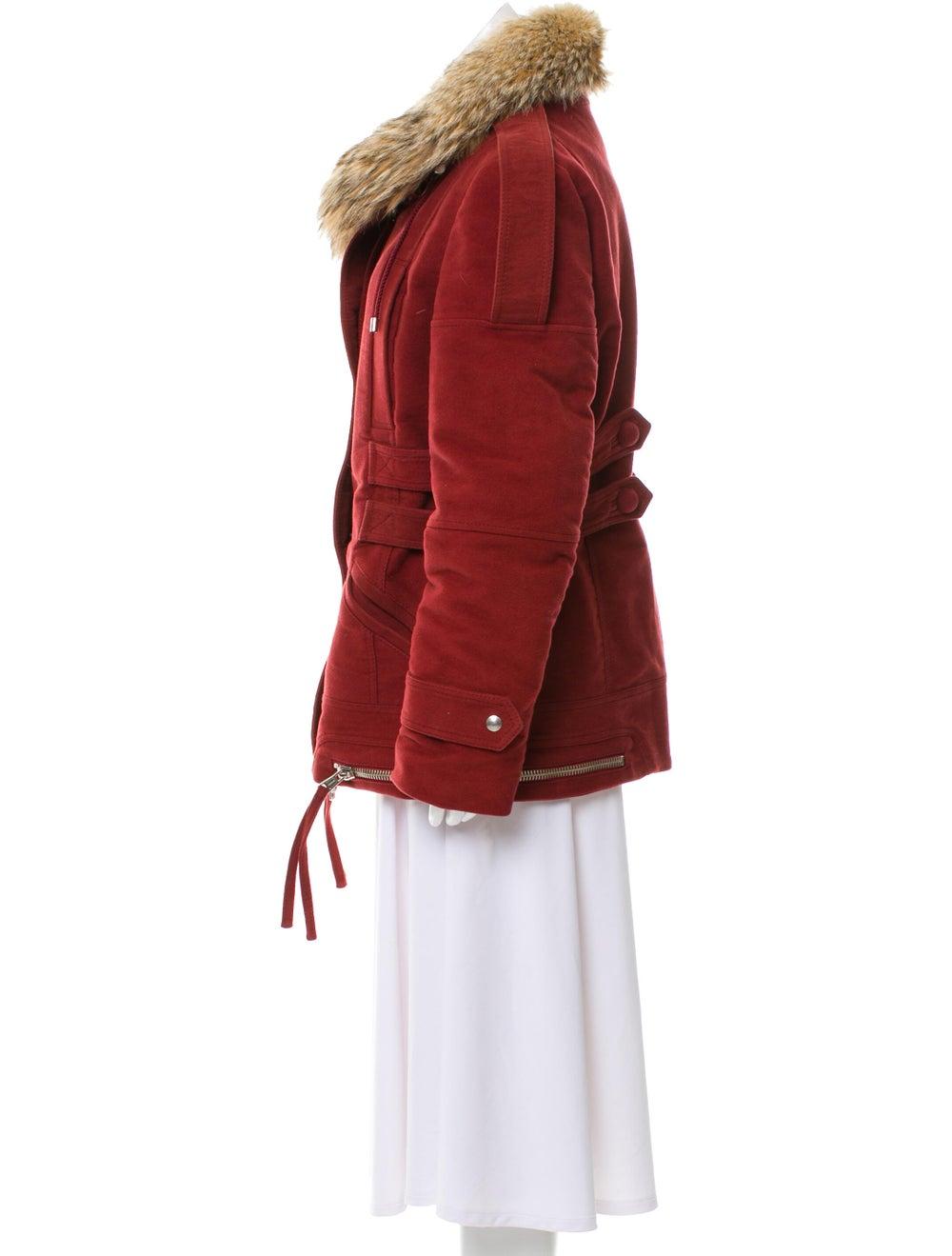 Altuzarra Jacket Red - image 2