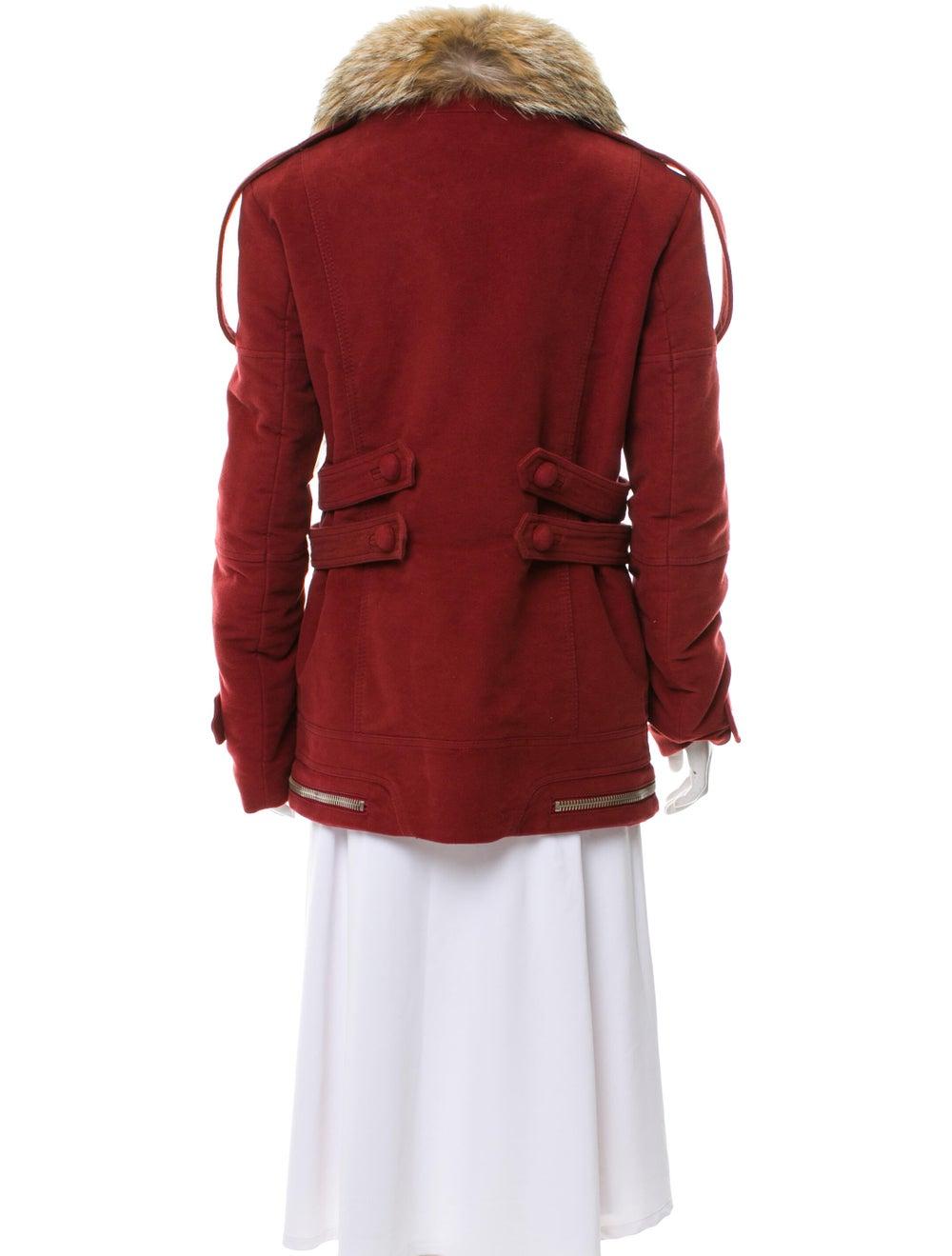 Altuzarra Jacket Red - image 3