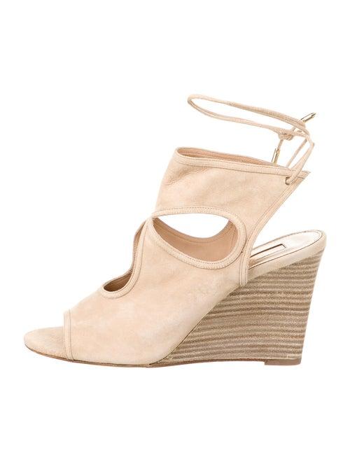 Altuzarra Suede Sandals