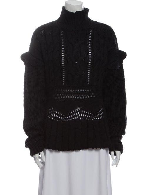 Altuzarra Turtleneck Sweater Black - image 1