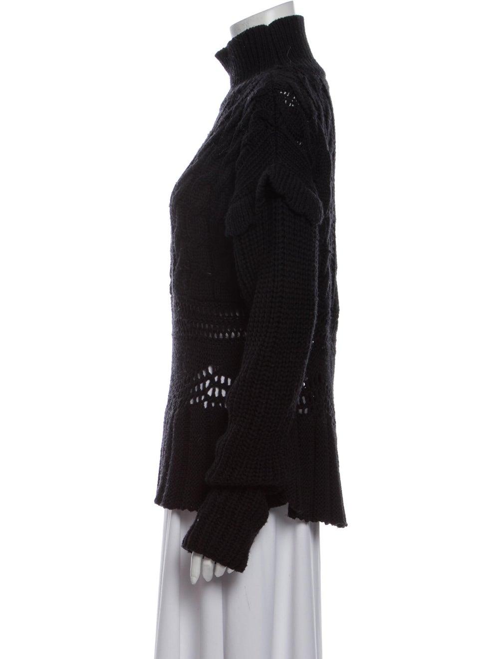 Altuzarra Turtleneck Sweater Black - image 2