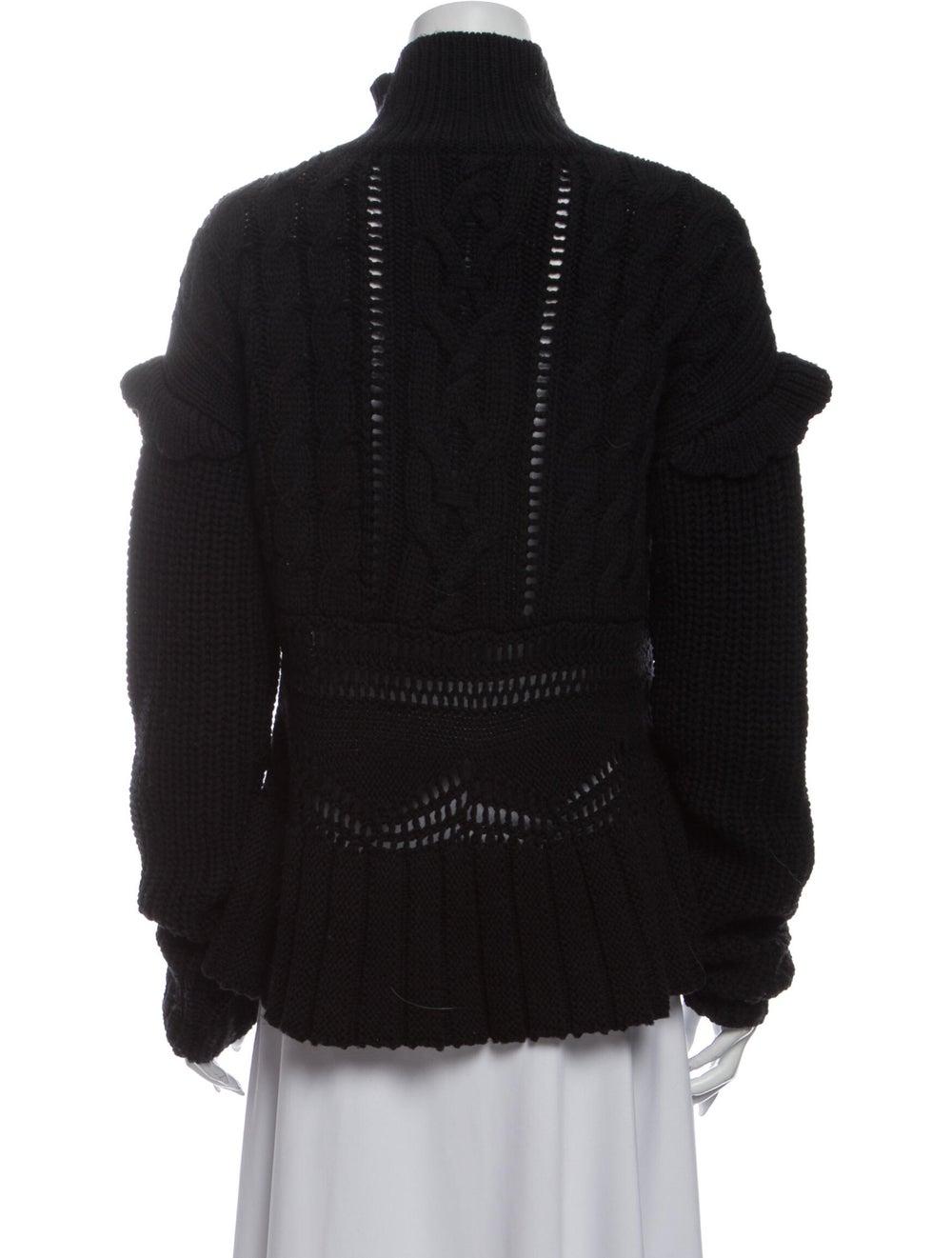Altuzarra Turtleneck Sweater Black - image 3