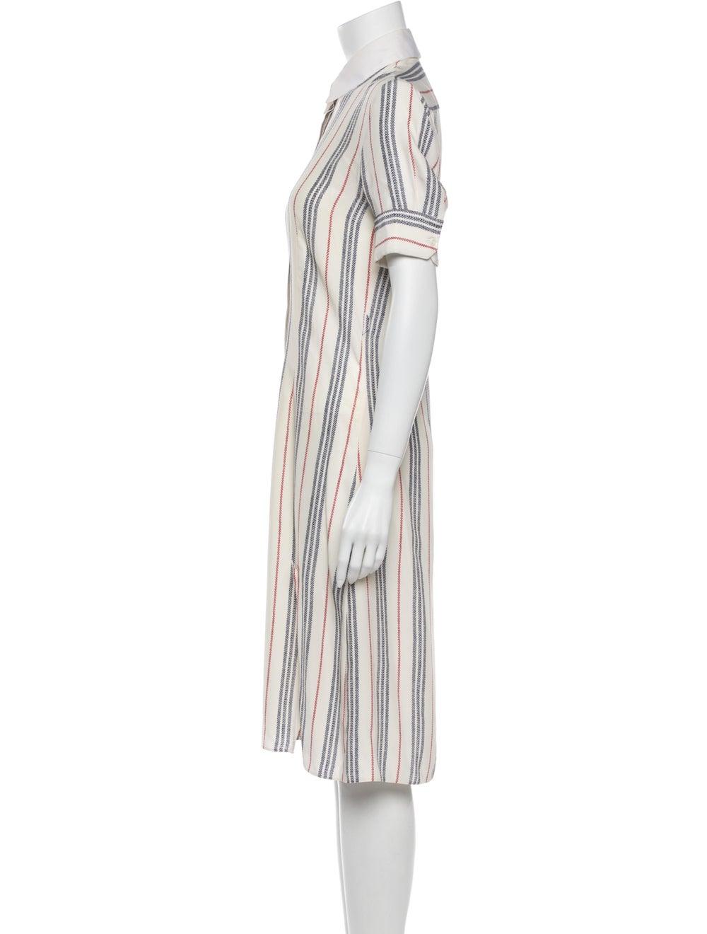 Altuzarra Silk Midi Length Dress - image 2